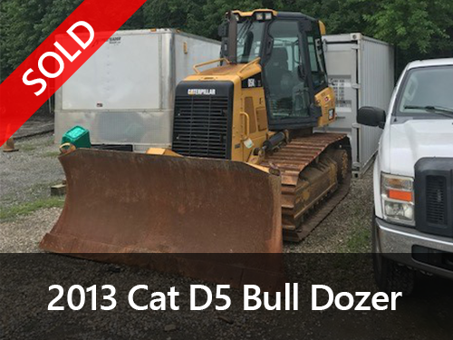 2013 Cat D5 Bull Dozer (Sold)